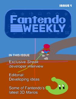 FantendoWeeklyIssue1