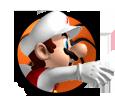 MH3D- Fire Mario
