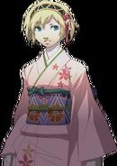 P3 Aigis yukata