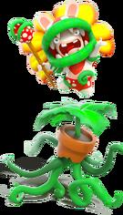 Pirabbid Plant2 - RabbidsKingdomBattle