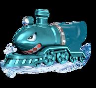 Splasher-Bullet Train