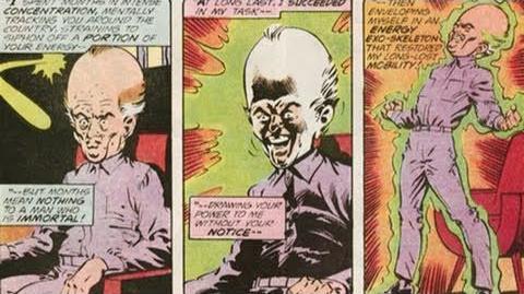 Supervillain Origins Hector Hammond