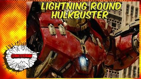 What is Hulkbuster Armor - Lightning Round!