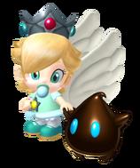 Winged Baby Rosalina