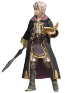 1.1.Male Robin Standing