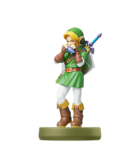 Amiibo Zelda Link Ocarina of Time