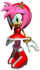 Amy Rose by amythehedgehog13