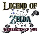 Legend of Zelda Resurrection of Soul Logo