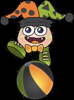 MarxNovaZoo SprayPaint Pumpkin