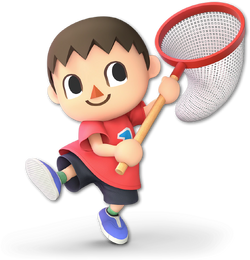 Villager SSBUltimate