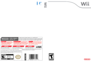 A Blank Wii Cover