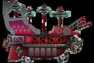 Trizer's Airship