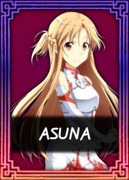 ACL Tome 57 character portal box - Asuna