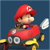 Baby Mario icon LMK