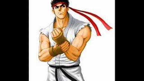 Street Fighter II Soundtrack - Ryu's Theme-0