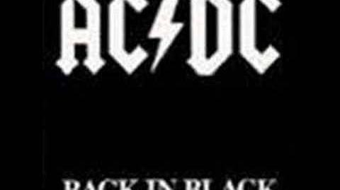 """Back in Black"" by AC DC"