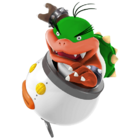 ACL - SSBSwitch recolour - Morton Koopa Jr