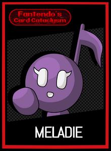 FCC Meladie Card