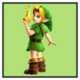 JSSB character preview icon - Young Link
