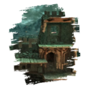 JSSB stage preview icon - Reset Bomb Forest