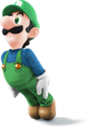 Luigi (The Super Mario Bros. Super Show!)