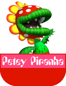 Petey Piranha MRU