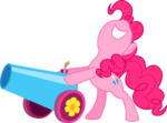 Pinkie Party Cannon