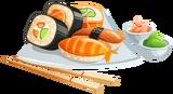 Sushi nintenzoo