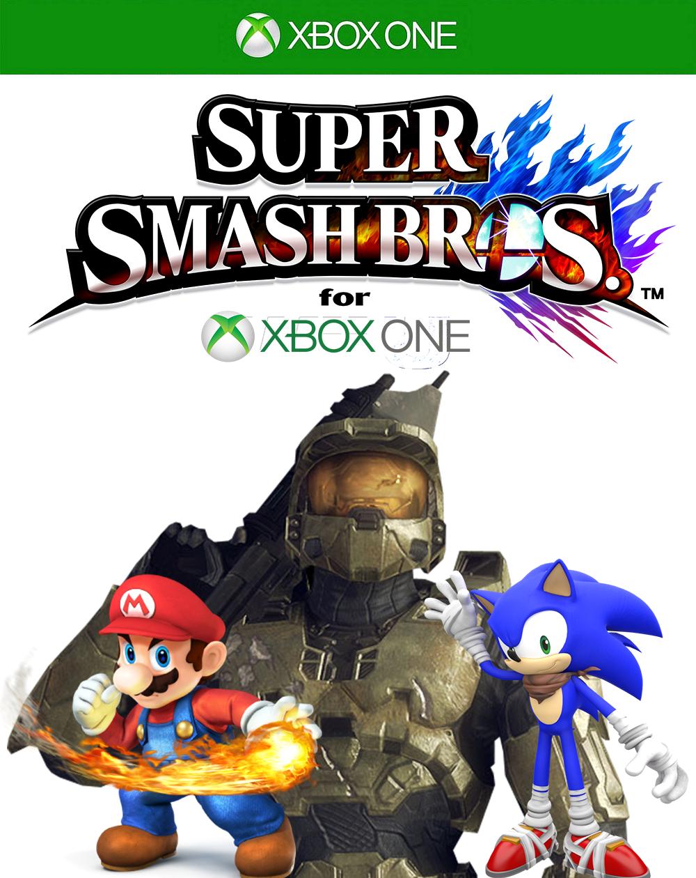 Super Smash Bros For Xbox One Fantendo Nintendo Fanon Wiki - Minecraft spiele fur xbox 360