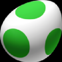 Yoshi Egg Item