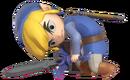 4.Blue Toon Link 3