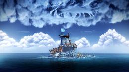 DKCTF-Donkey Kong Island