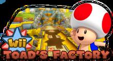 InfinityRemixCourse Wii Toad's Factory