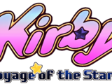 Kirby Voyage of the Stars