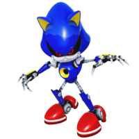 Metal Sonic-2