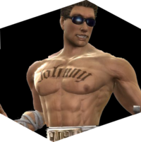 Tkr johnny cage