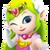 Toon Zelda Spirit Icon SSBE