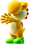 YCW Yellow Yoshi