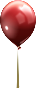DKCR Balloon