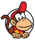 Diddy Kong Bubble