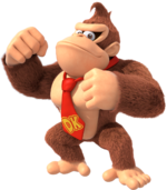 Donkey Kong Official Artwork