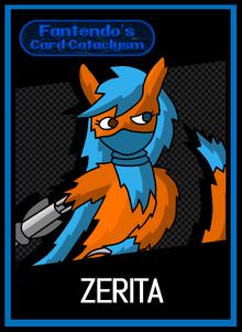 FCC Zerita Card