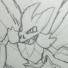 Futumian Scyther Sketch Avie