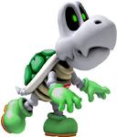 Green Dry Bones