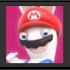 JSSB Character icon - Rabbid Mario
