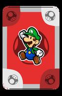 Luigi Partner Card