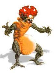 Mother Brain Monster