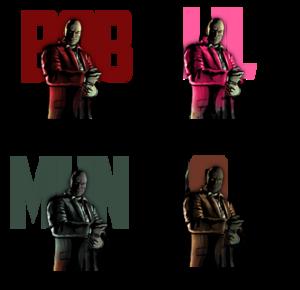 Mundus palette