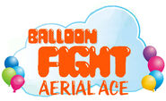 Balloon Fight Aerial Ace Logo1