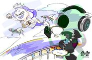 Flight Invisibility Off The Hook